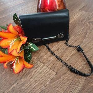 Forever 21 Black Crossover Bag